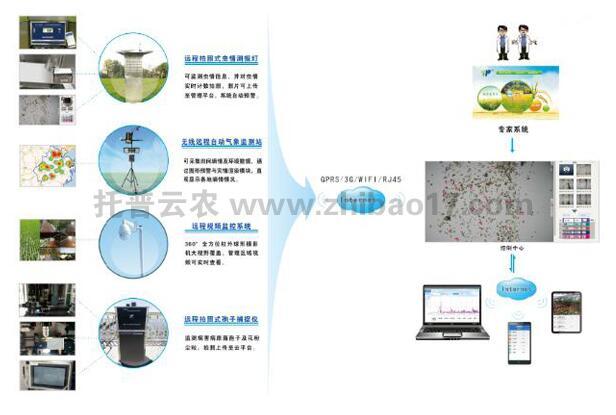 植保信息化监控预警系统